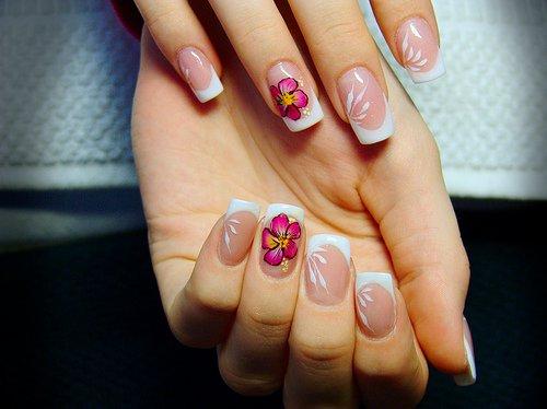 10 Nail Art Designs For Short And Long Nails