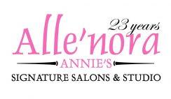Alle Nora Annie's Signature Salons & Studio Logo