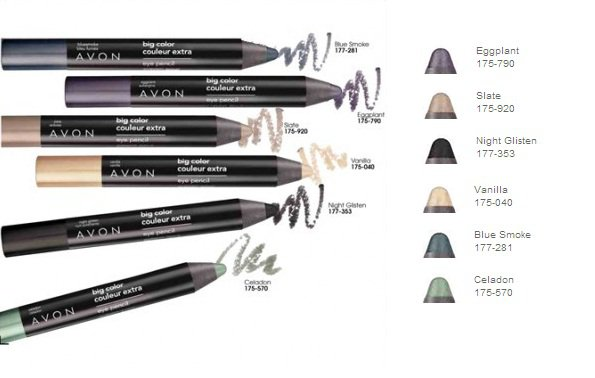 Latest Avon Winter Makeup Products 2012 Avon Eye Pencil 001