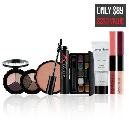 Winter Holiday Makeup Collection By Smashbox Cosmetics 2012 Smashbox Makeup Collection 2012