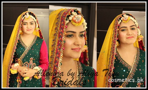Alle 39 nora by aliya tipu salon makeup 15 for Asma t salon lahore