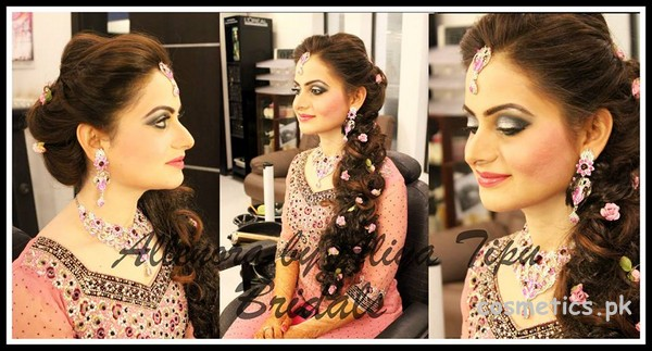 Alle 39 nora by aliya tipu salon makeup 7 for Asma t salon lahore