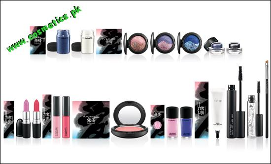 MAC Latest Spring Makeup Collection 2012. (1)