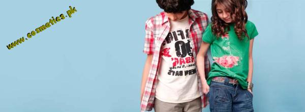 Latest Pepperland Casual Wear Collection For Summer 2012. (2)