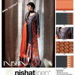 Nishat Linen Summer Collection For Women 2012. (4)