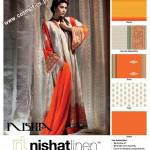 Nishat Linen Summer Collection For Women 2012. (2)