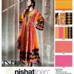 Nishat Linen Summer Collection For Women 2012. (1)