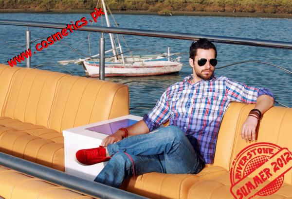 Latest Riverstone Casual Wear For Summer 2012 For Men & Women (1)