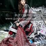 Gul Ahmed Latest Lawn Prints For Women 2012 002