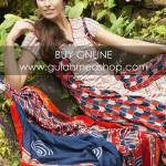 Gul Ahmed New Lawn Prints For Summer 2012 Volume 2 016