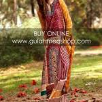 Gul Ahmed New Lawn Prints For Summer 2012 Volume 2 025