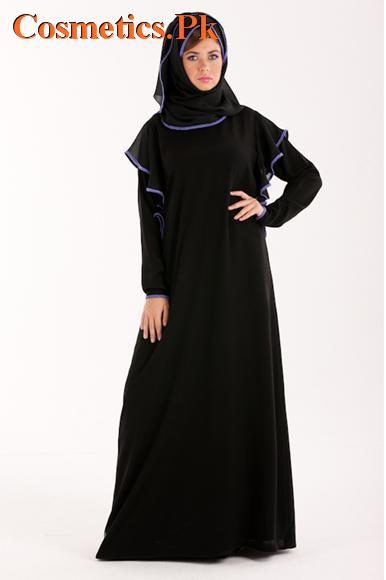 Pin Abaya Collection New Style Arabic Hijab 1 – ...