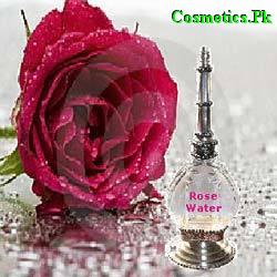 Home Made Rose Water.