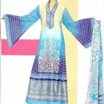 Vaneeza Ahmed Latest Summer Lawn Prints 2012-012