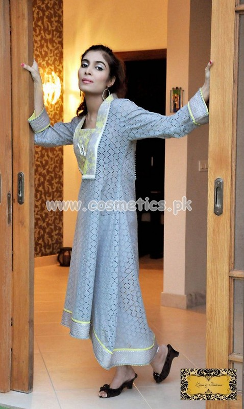 Zara & Fatemah Latest summer Outfits For Women 2012 006