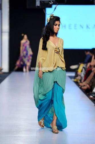 Maheen Karim New Spring Summer Collection 2012 001