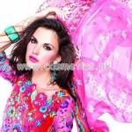 Five Star Latest SIlk Embroidered Collection For Eid 2012 002
