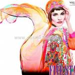 Five Star Latest SIlk Embroidered Collection For Eid 2012 003