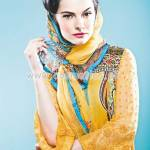 Five Star Textiles Latest Eid Collection 2012 007