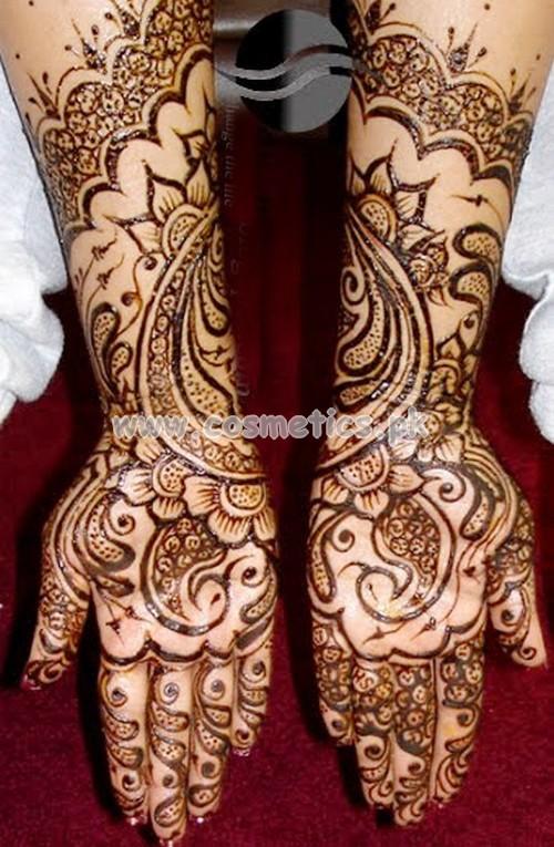 Latest Mehndi Designs 2012 For Eid-Ul-Fitr  Latest Mehndi D...