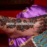 Mehndi Latest And Simple Designs For Girls 2012 008