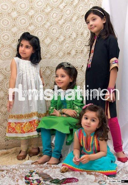 a80de82bf Nisha Princess Eid Festive Range 2012 By Nishat Linen
