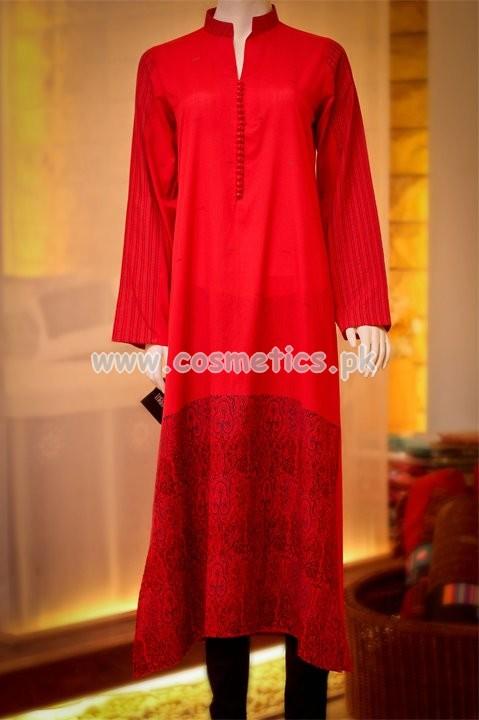 Thredz Latest Eid-Ul-Fitr Collection 2012 For Women 013