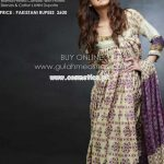 Gul Ahmed Latest Lawn Collection For Mid Summer 2012-13 007