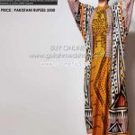 Gul Ahmed Latest Lawn Collection For Mid Summer 2012-13 012