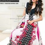 Gul Ahmed Latest Lawn Collection For Mid Summer 2012-13 013