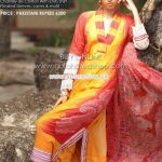 Gul Ahmed Latest Lawn Collection For Mid Summer 2012-13 015