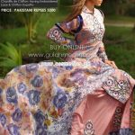Gul Ahmed Latest Lawn Prints For Women 2012-13 022