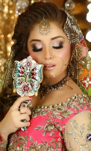 Complete Pictures Collection Of Makeover By Kashee's Beauty Parlour