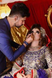 Kashee's Beauty Parlour Kashee's Beauty Parlour Valima Makeup Bride 1