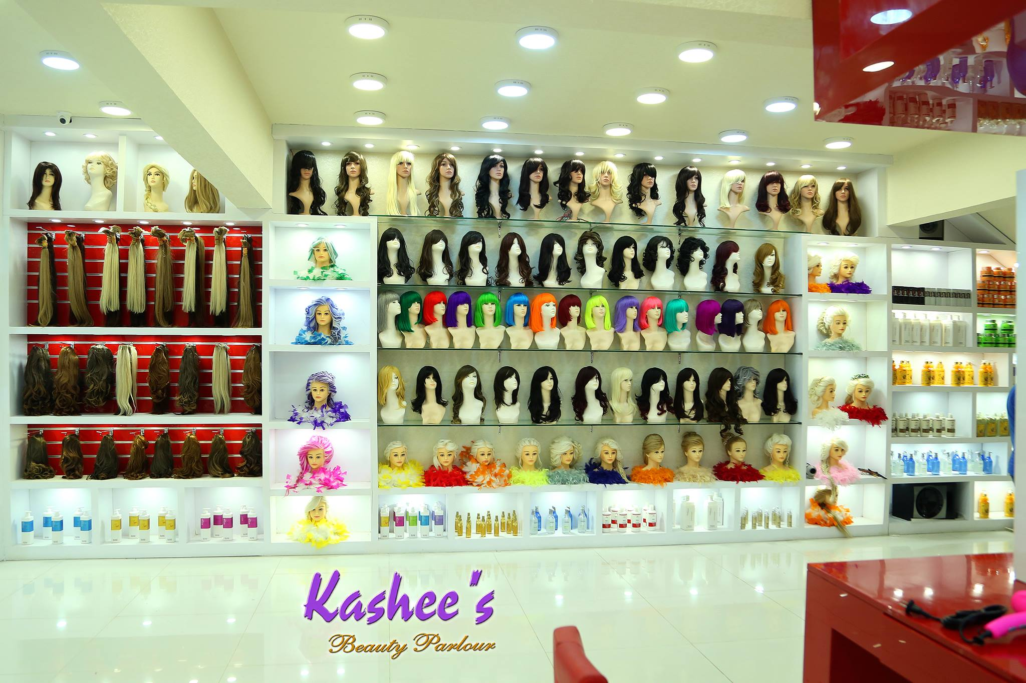 Kashee S Beauty Parlour Hair Department 001