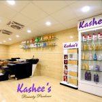 Kashee's Beauty Parlour Hair Department