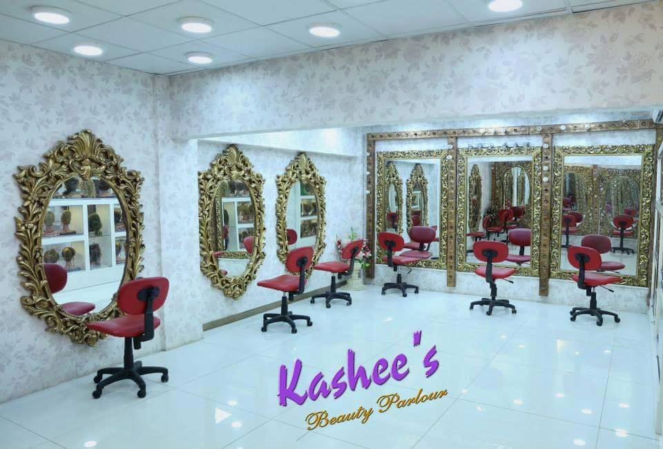 Kashee S Beauty Parlour Services And Makeup Charges
