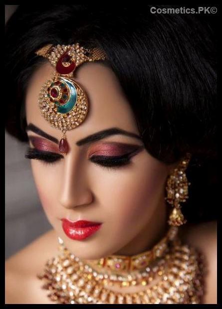 Mahrose Beauty Parlor Bridal Makeup 001