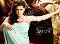 Marya Latest Party Wear Collection For Girls 2012-13 006