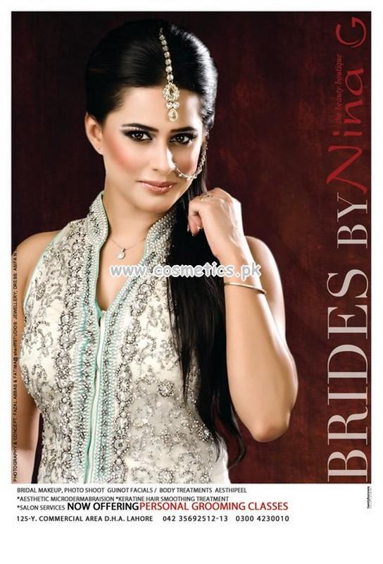 Nina G Beauty Salon In Pakistan 001