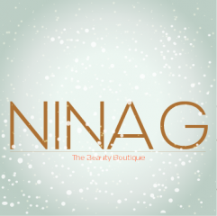 Nina G The Beauty Boutique Logo