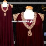 Teena by Hina Butt Wedding Dresses For Girls 2012-13 008