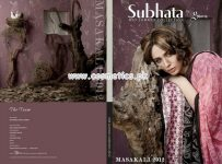 Subhata Latest Designer Lawn For Mid Summer 2012 002