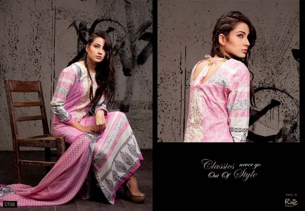 Riwaj Winter Collection 2012-2013 By Shariq Textiles For Women 002