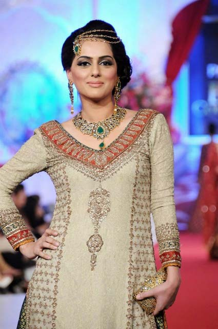 Sonar Bridal Jewellery Collection 2012 At Bridal Couture Week