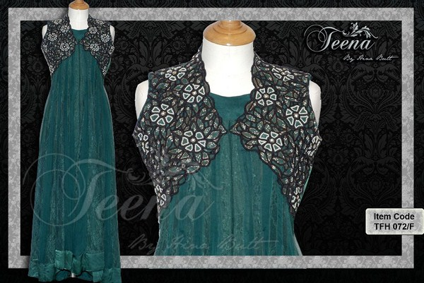 Teena By Hina Butt Formal Dresses 2012-2013 For Women 003