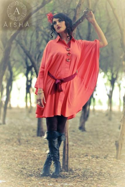 Aisha Alam Casual Wear Collection 2013 For Women 006
