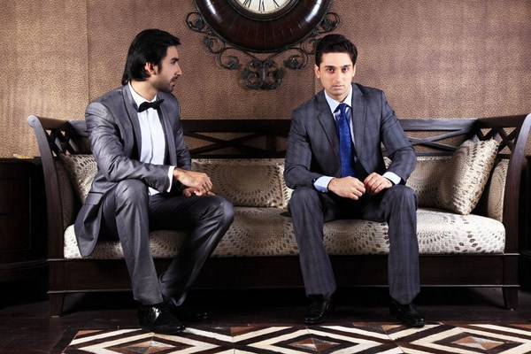 Charcoal Winter Collection 2012-2013 For Men 001