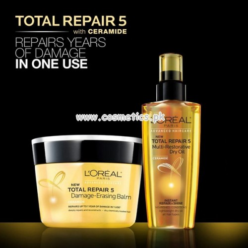 L'Oreal Latest Hair Care Treatment 2013 For Winter 002