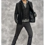 Leisure Club Casual Wear Collection 2013 For Men And Women   005